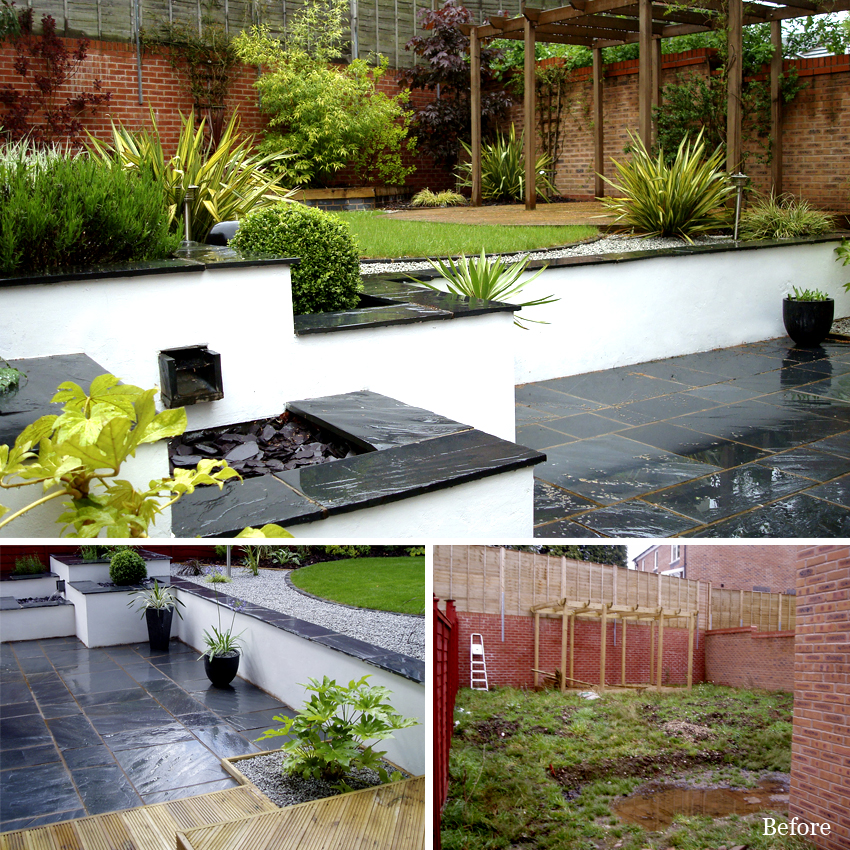 Contemporary Projects The Fifth Room Garden Design