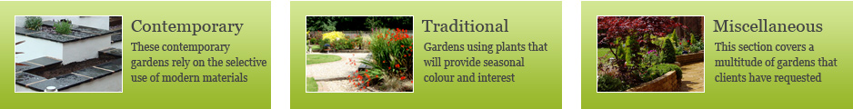 Garden Design Projects